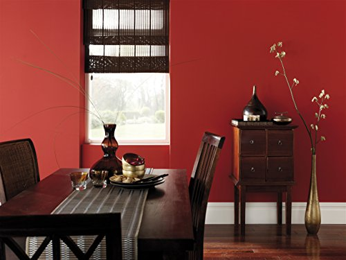 Johnstone's 306584 2.5 Litre Silk Emulsion Paint - Red Spice