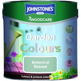 Johnstones Woodcare Garden Colour Botanical Retreat 2.5lt