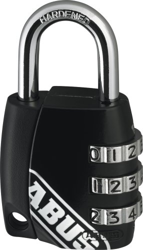 ABUS Mechanical 155/30 30mm Combination Padlock (3-Digit)