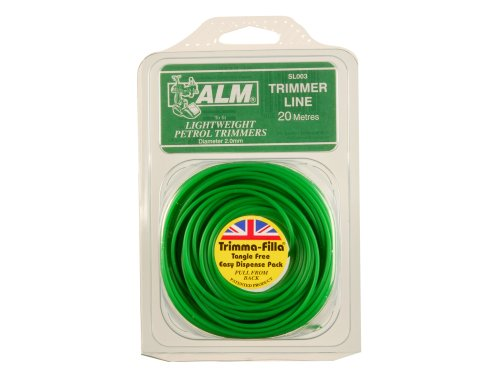 ALM Light-Duty Petrol Trimmer Line 2.0mm x 20m