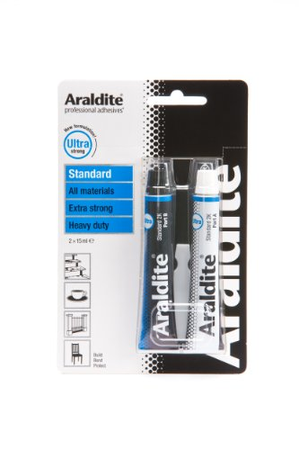Araldite 2-tubes Standard Epoxy, 15ml
