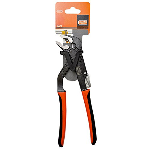 Bahco ERGO™ Slip Joint Pliers 250mm - 45mm Capacity