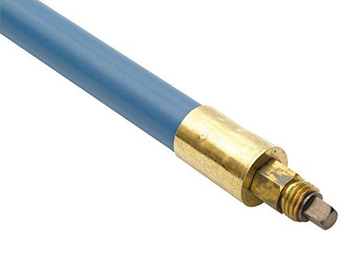 Bailey 1606 Lockfast Blue Polypropylene Rod 1in x 3ft