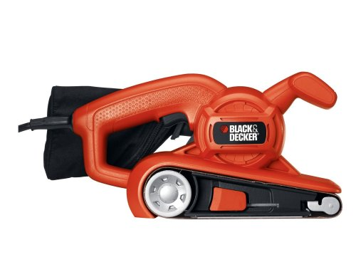 Black+decker Belt Sander 75 X 457mm 720w 240v