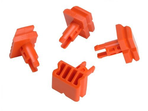 Black+Decker Vice Pegs for Workmate (Pack of 4)