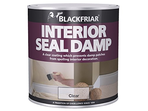 Blackfriar Interior Seal Damp 1 Litre
