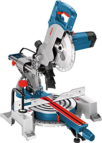 Bosch 216mm Sliding Mitre Saw 1400 Watt 110 Volt
