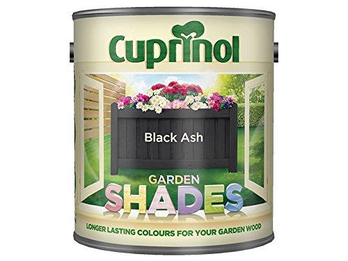 Cuprinol Garden Shades Black Ash 5 Litre