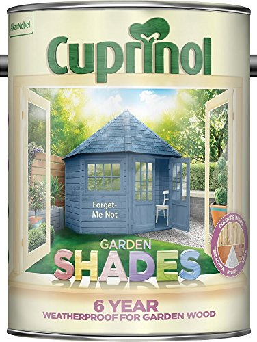 Cuprinol Garden Shades Forget Me Not 5 Litre