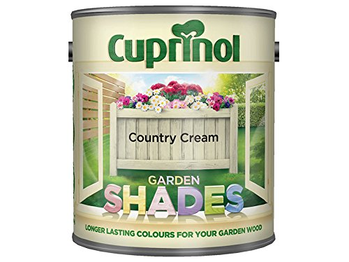 Cuprinol Garden Shades Country Cream 5 Litre