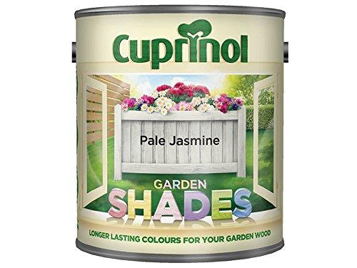 Cuprinol Garden Shades Pale Jasmine 5 Litre