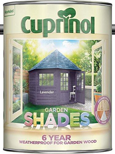 Cuprinol Garden Shades Lavender 5 Litre