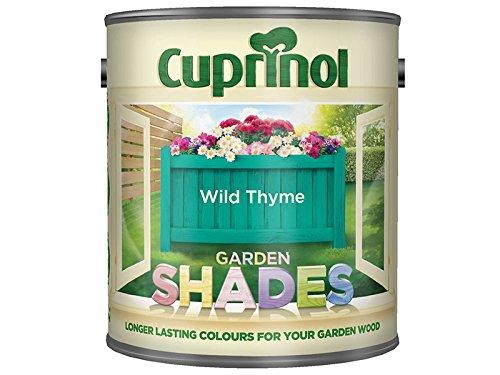 Cuprinol Garden Shades Wild Thyme 5 Litre
