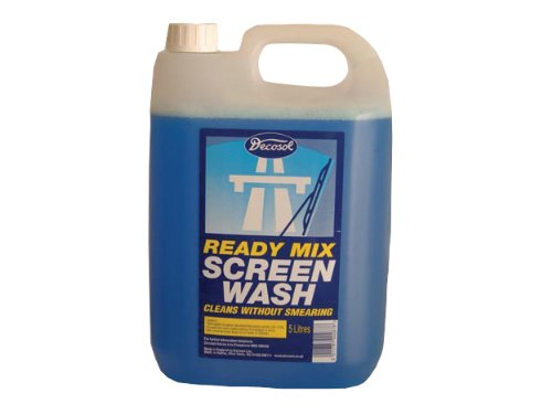 Decosol 5l Ready Mixed Screenwash