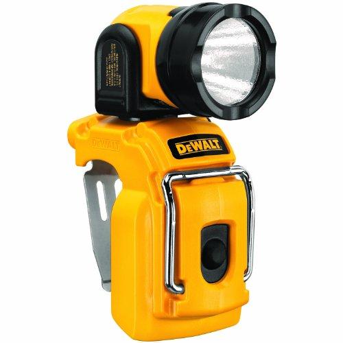 Dewalt DCL 510N Compact LED Flashlight 10.8V Bare Unit