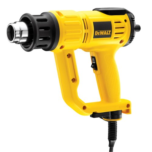 Dewalt LCD Premium Heat Gun 1600W 110V