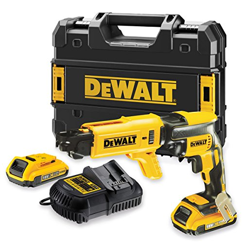 Dewalt 18v Collated Drywall Cordless Brushless Screwdriver