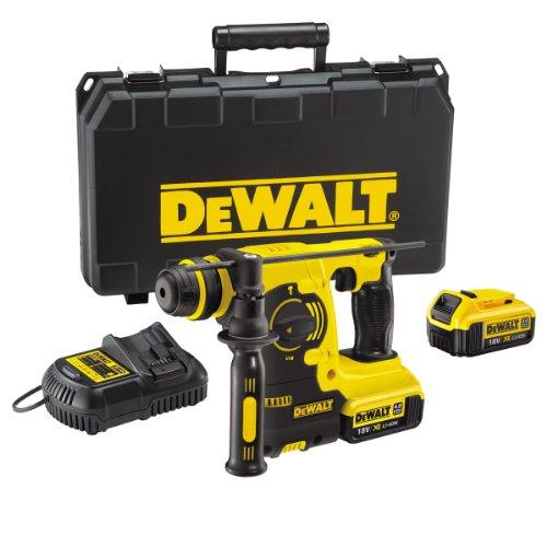 Dewalt Sds Plus Rotary Hammer 18v 2 X 4.0ah Li-ion