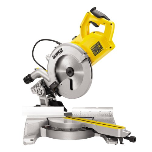 Dewalt 250mm 110v Compact Slide Mitre Saw