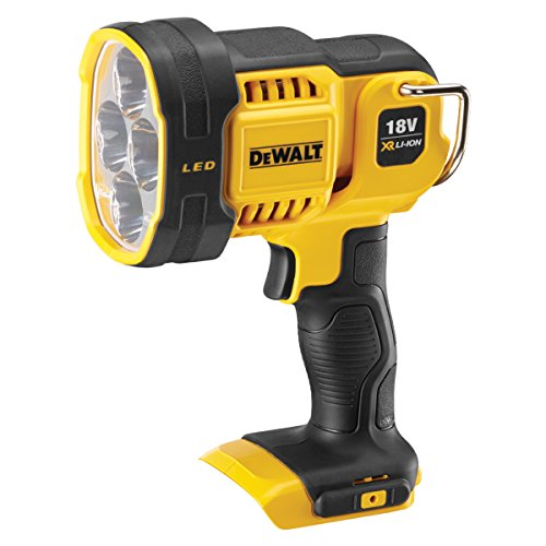 Dewalt Led Spotlight 18v Bare Unit
