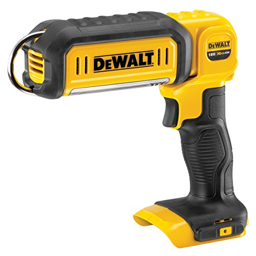 Dewalt Li-ion Handheld Led Work Light 18v Bare Unit