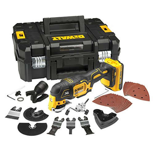 Dewalt Brushless Oscillating Multi-Tool 18V 1 x 2.0Ah Li-Ion