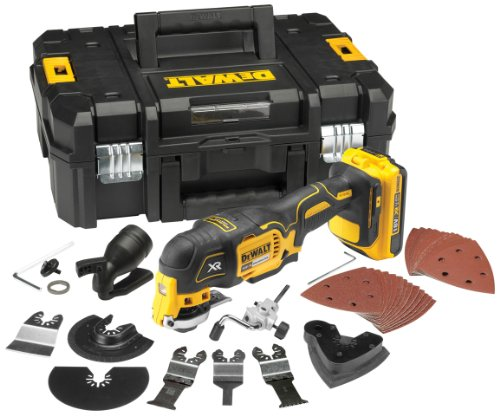Dewalt XR Brushless Oscillating Multi-Tool 18V 2 x 2.0Ah Li-Ion