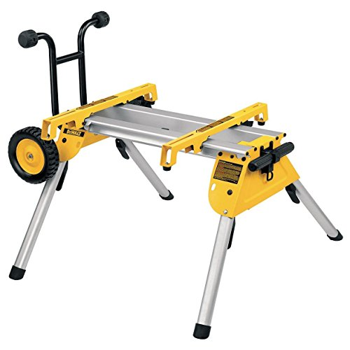 Dewalt Heavy-Duty Rolling Table Saw Stand