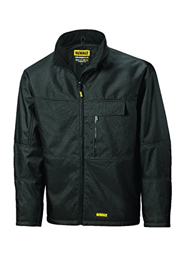 Dewalt Black Heated Jacket - Xl