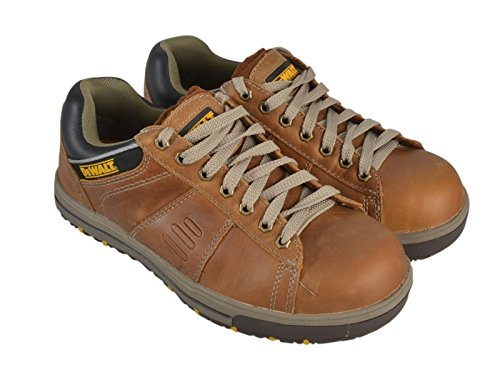 DEWALT Tan Lithium Skate Safety Trainer UK 8 Euro 42