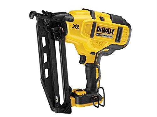DEWALT DCN660N Cordless XR Brushless Second Fix Nailer 18 Volt Bare Unit