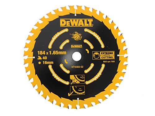 Dewalt Dt10303-qz 184mm Corded Extreme Framing Blade