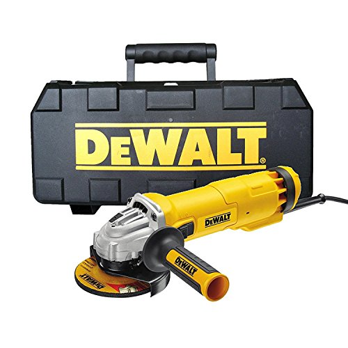 Dewalt Mini Grinder 115mm & Kit Box 1010W 110V