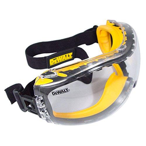 Dewalt Concealer Clear Goggles