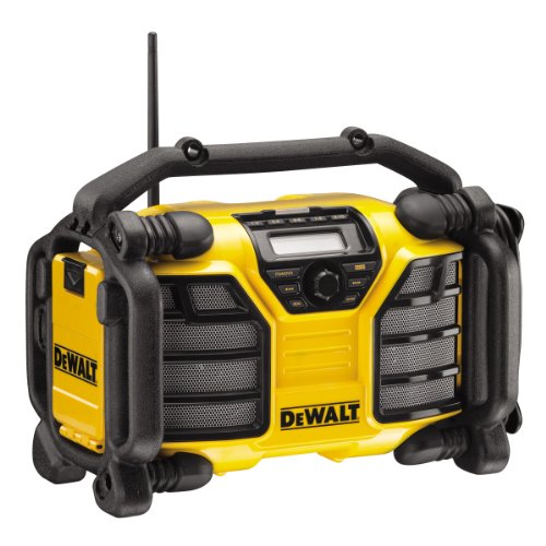 Dewalt Xr Dab Plus Radio Charger