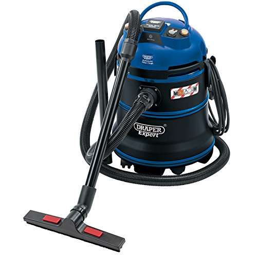 Draper Expert 35l 1200w 230v M-class Wet And Dry Vacuum Cleaner