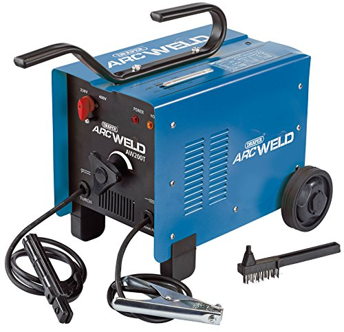 Draper 230/400V Turbo Arc Welder (200A)