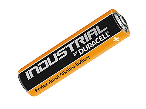 Duracell Professional Industrial Batteries Pack of 10 - AAA