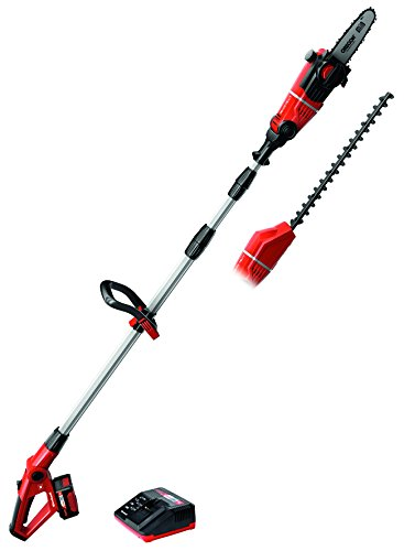 Einhell Power X-Change Cordless Pole Pruner 18V 1 x 3.0Ah Li-ion