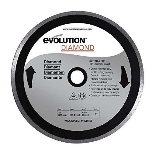 Evolution Diamond Blade, 255 Mm