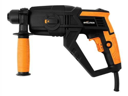 Evolution Evosds48002/2 2 Kg 240 V Sds4 Four Function Sds Drill - Orange