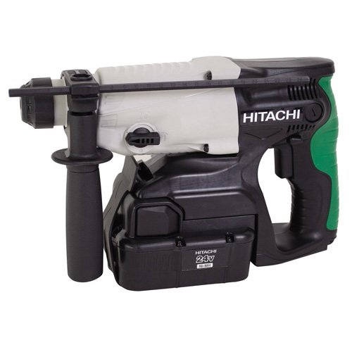Hitachi SDS Plus Hammer Drill 3 Mode 24V 2 x 2.0Ah NiMH