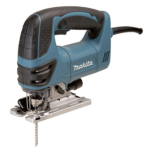 Makita 4350ct 240 V Orbital Action Jigsaw With Carry Case