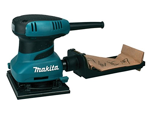 Makita Bo4555/1 1/4 Palm Sander 110v