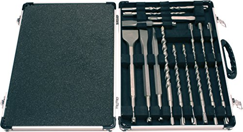 Makita D-21200 Sds Plus Drill And Chisel Set, 17 Pc.