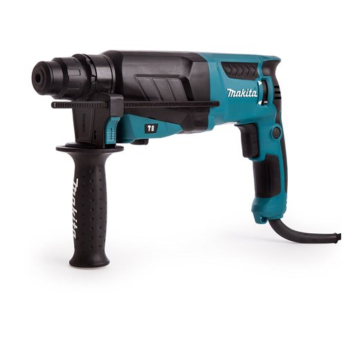Makita Hr2630 110 V Sds Plus 3-mode Rotary Hammer Drill In A Carry Case