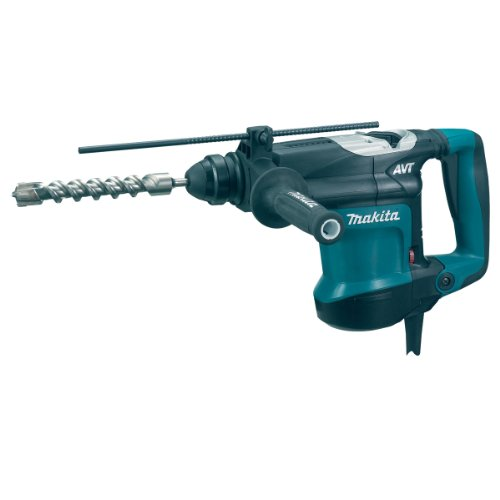 Makita Hr3210c 110 V Sds Plus Avt Rotary Hammer In A Carry Case