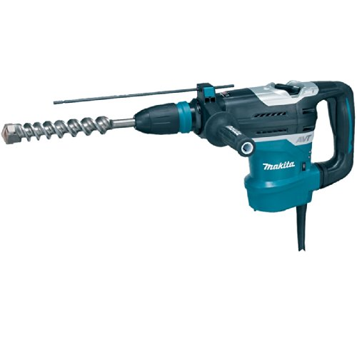 Makita Hr4013c 110 V Avt Rotary Hammer Sds Max In A Carry Case