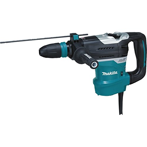 Makita Hr4013c 240 V Sds Max Avt Rotary Hammer In A Carry Case