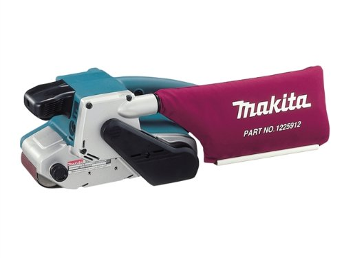 Makita Mak9903-1 76 Mm 1010 W 9903 Belt Sander - Blue/grey/assorted